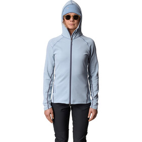 Houdini Outright Houdi Fleece Jacket Dame light kosmic blues